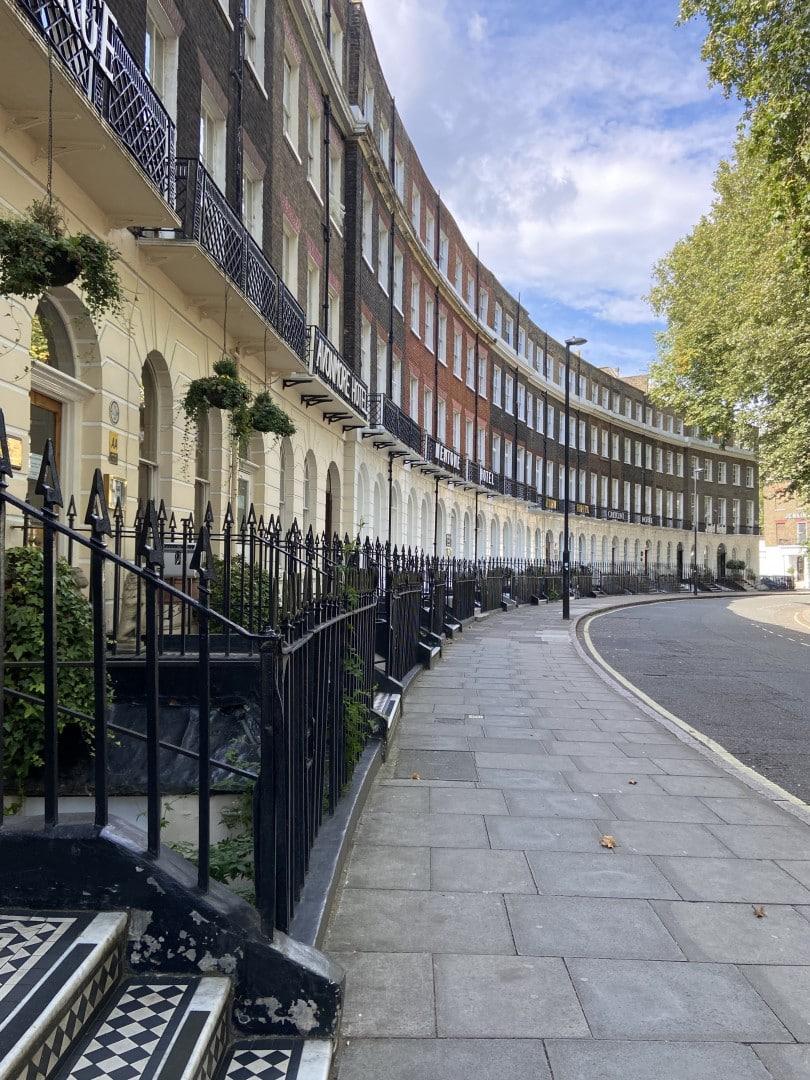 Look Up London Bloomsbury walking Tour