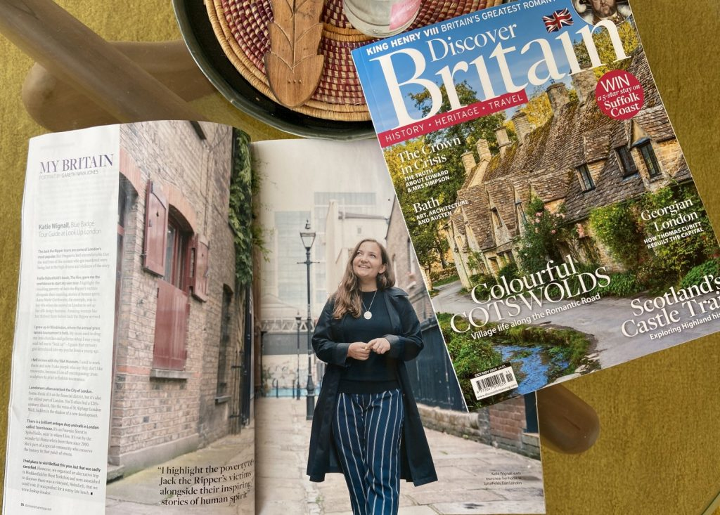 My Britain Feature