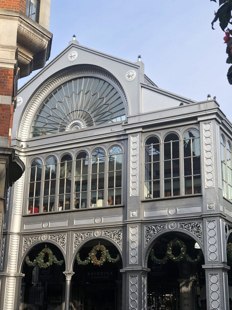Top 20 Things to do in London - Borough Market
