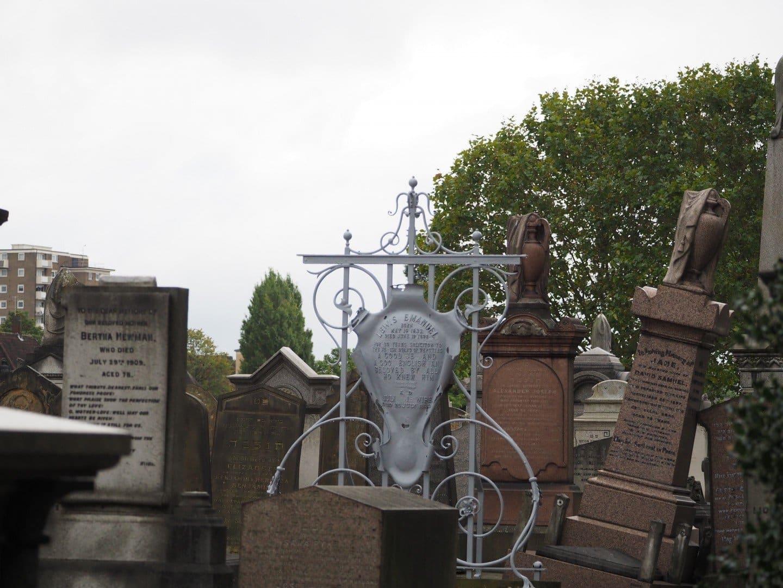 Willesden Jewish Cemetery