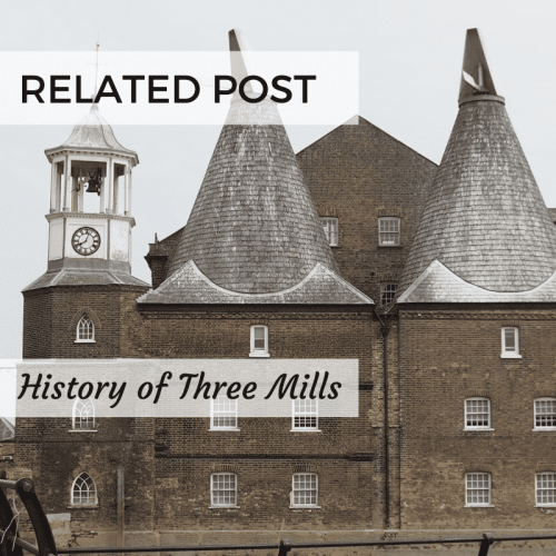 Related Post Three Mills History, Bromley By Bow