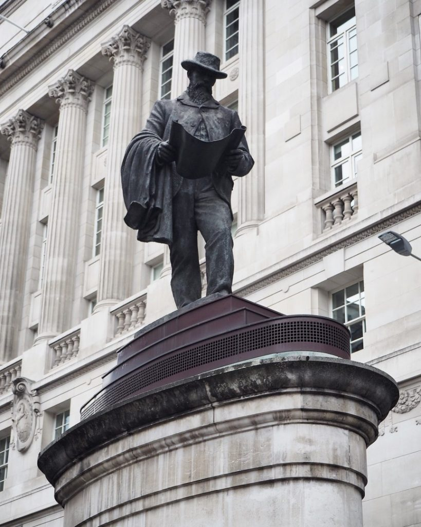 James Greathead - Look Up London