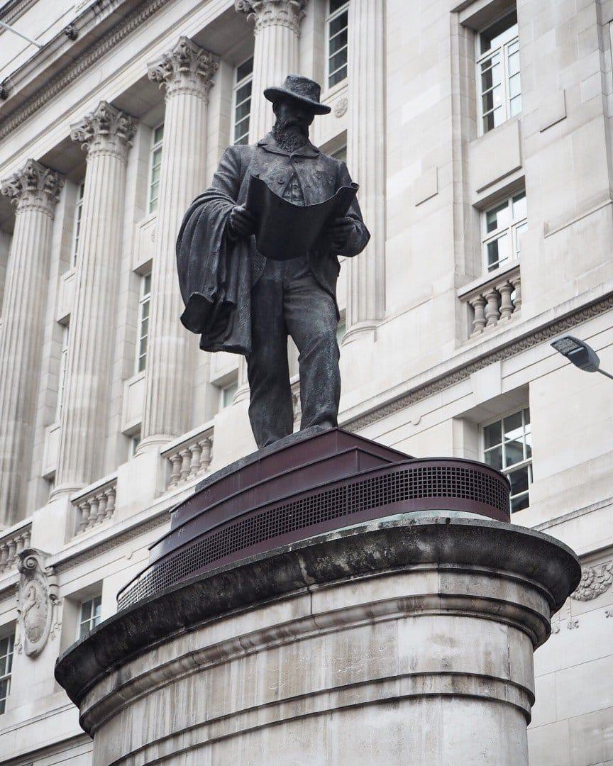 James Greathead - Look Up London