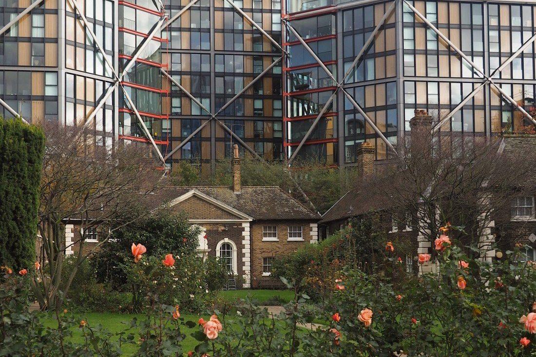Hopton Street History - Hopton Almshouses