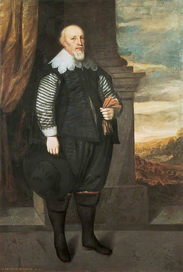 Sir Arthur Ingram, Bromley Hall