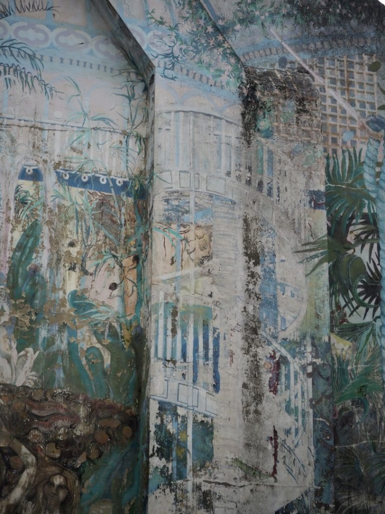 Best Historic London Murals - Lavender Hill