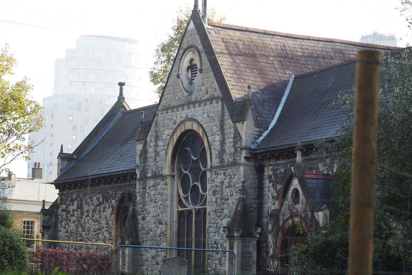 St Matthias Old Church Poplar