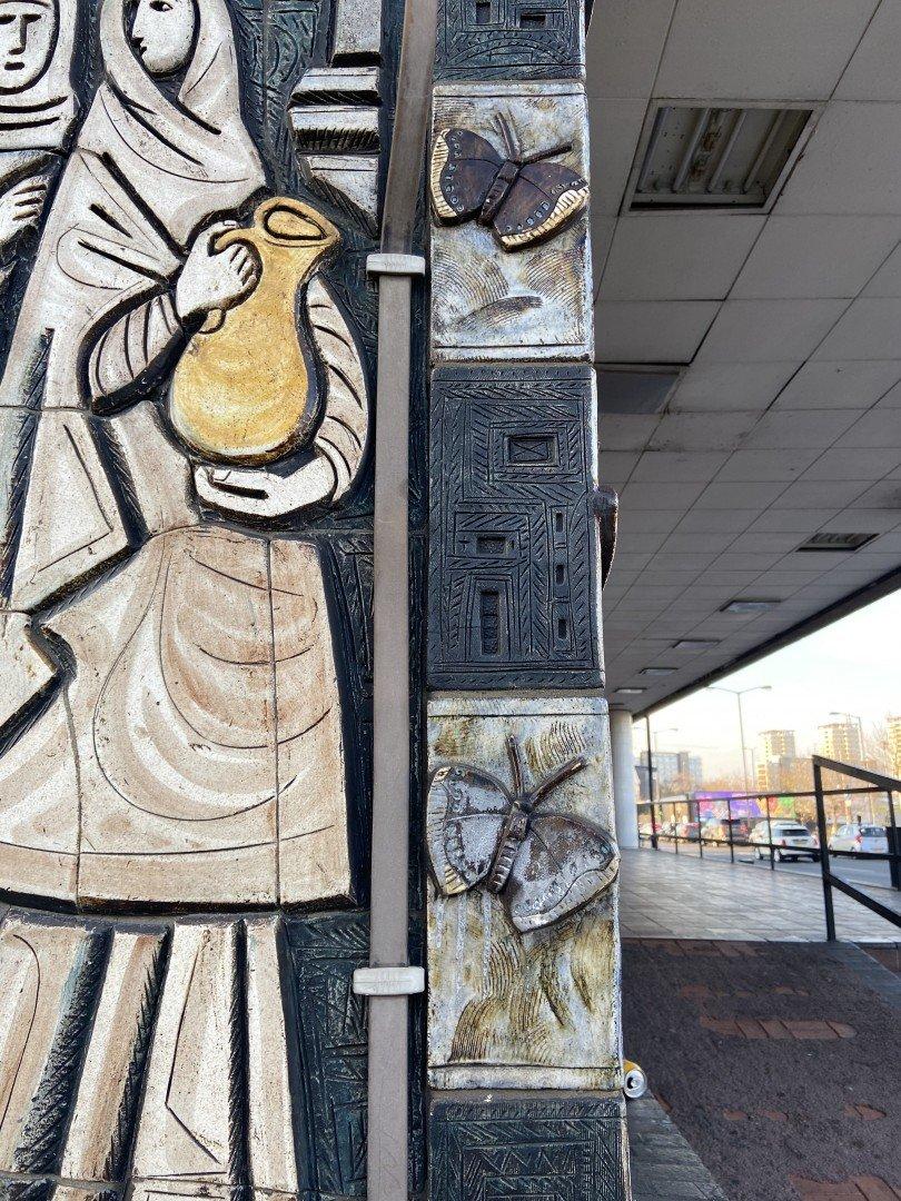 Best Historic London Murals - Old Kent Road