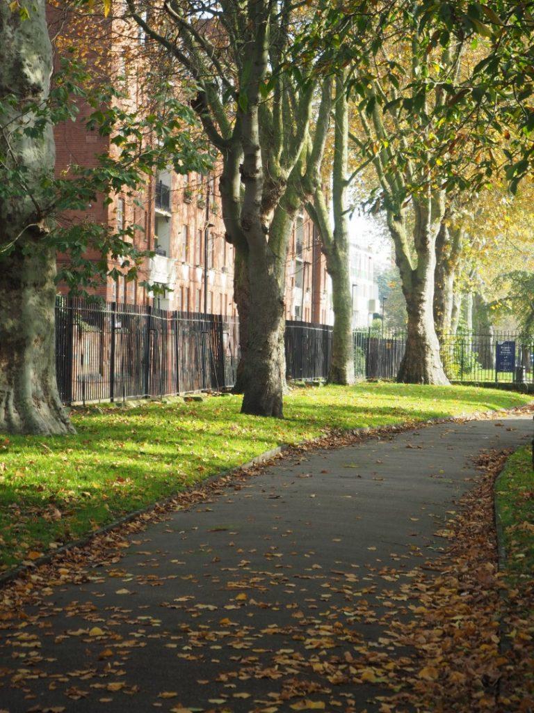 Stepney Green History