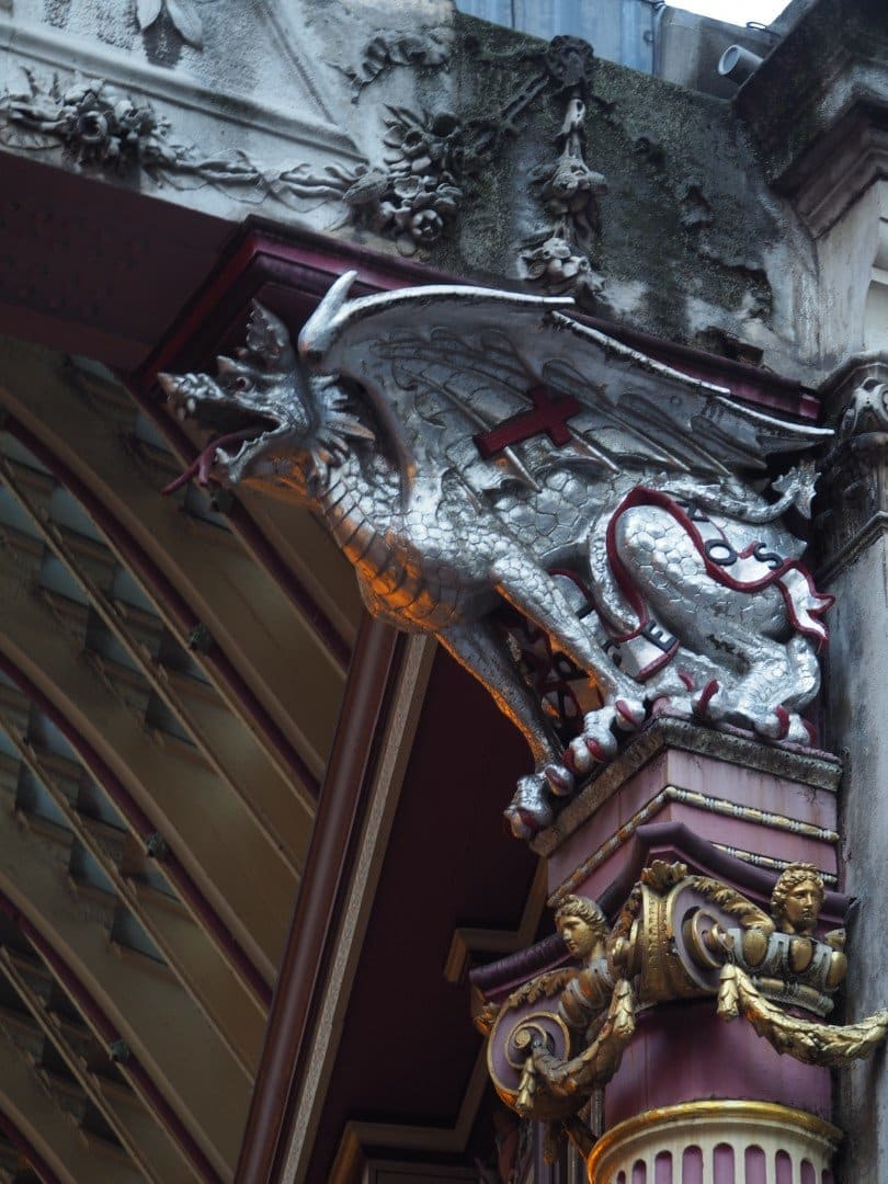 City of London Animals - Dragon