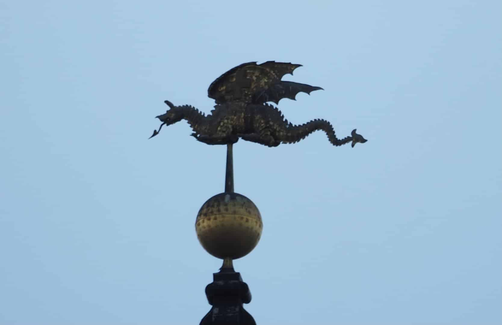 City of London Animals - Dragons
