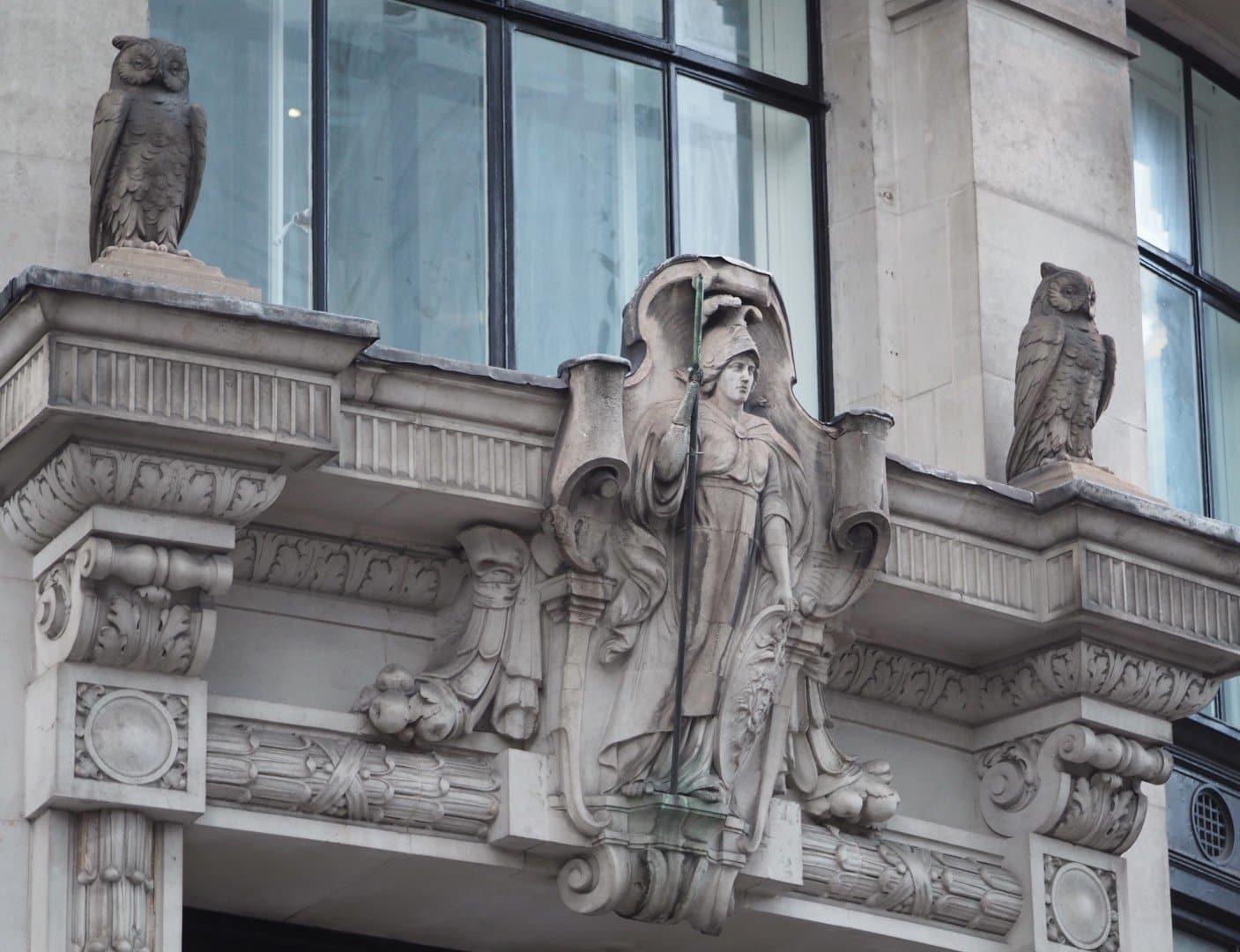City of London Animals - Owls