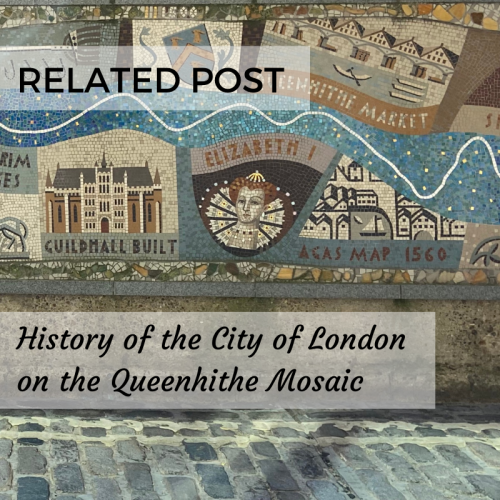 Queenhithe Mosaic History