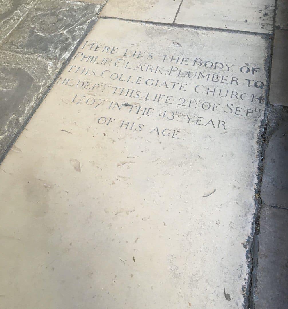 Philip Clark - 10 Strange London Memorials | Look Up London