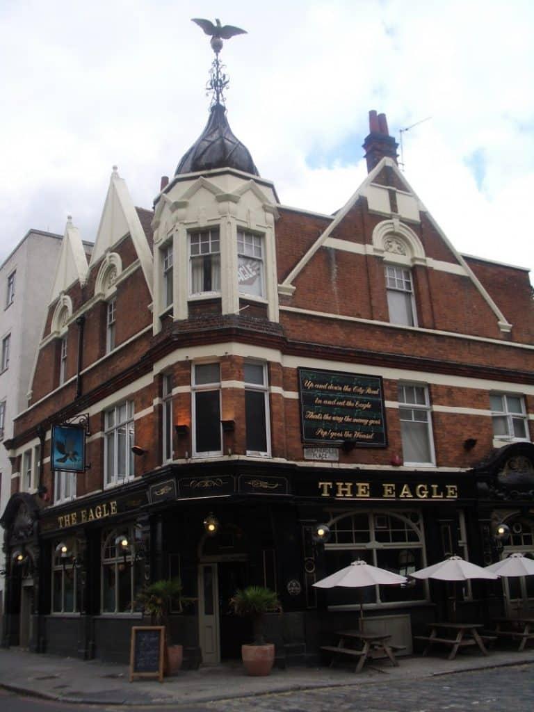 The Eagle, City Road Wikimedia Commons