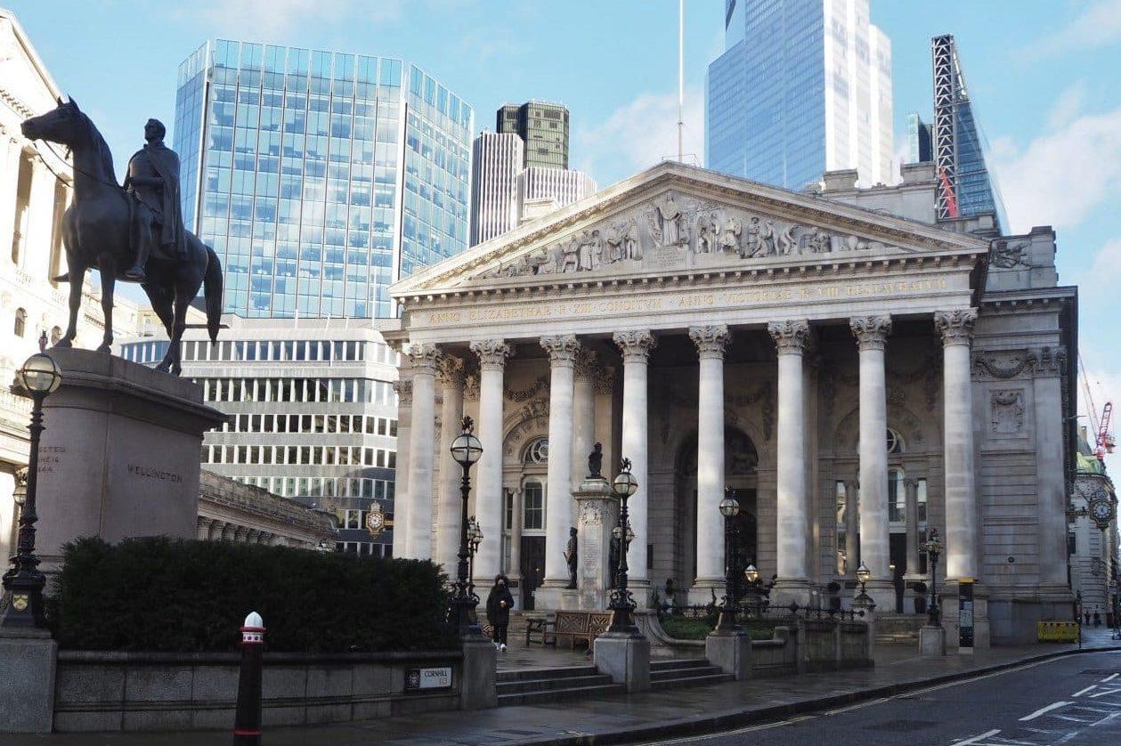 Royal Exchange | Look Up London
