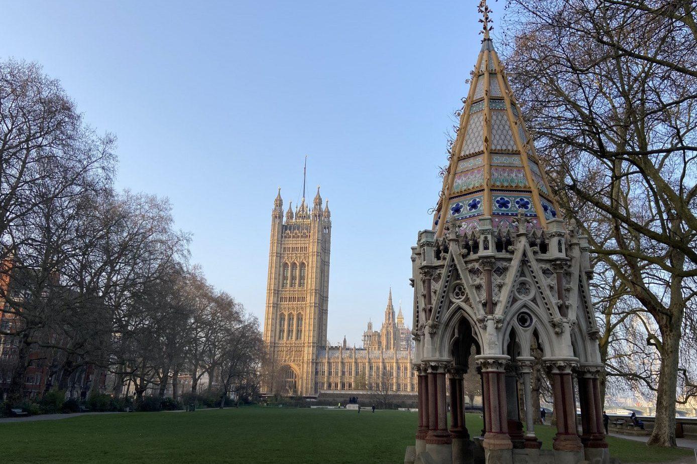 Buxton Memorial | Look Up London