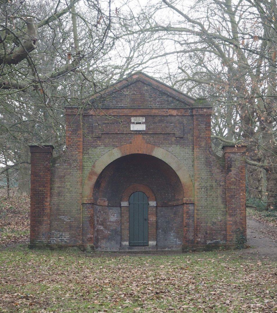 Greenwich Park History | Conduit Head