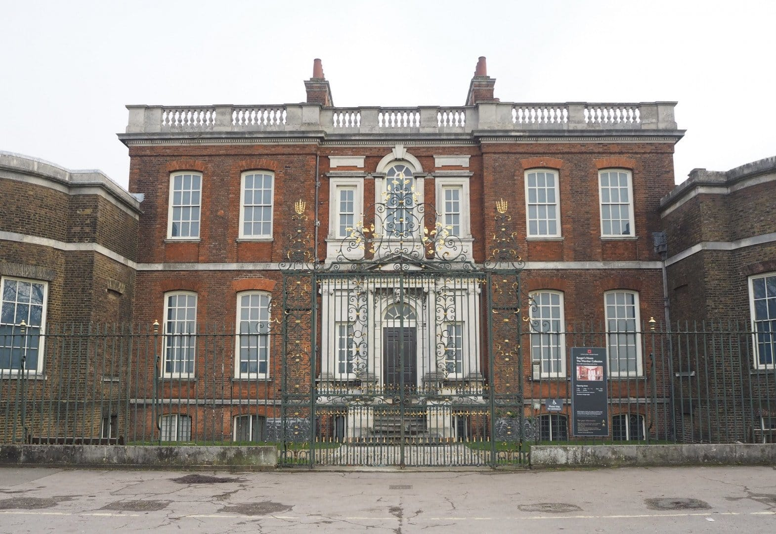 Greenwich Park History | Ranger's House