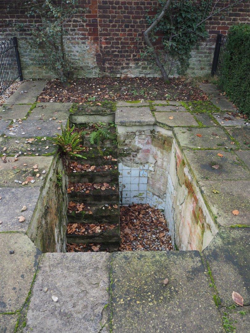 Greenwich Park History | Queen Caroline's Bath