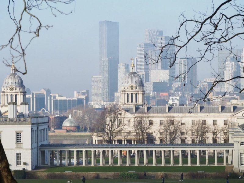 Greenwich Park History