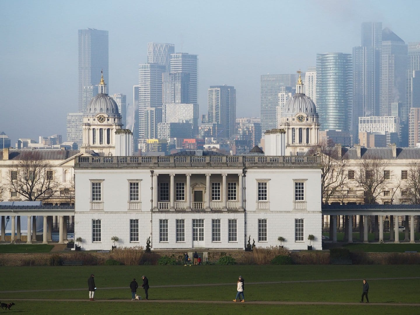 Greenwich Park History