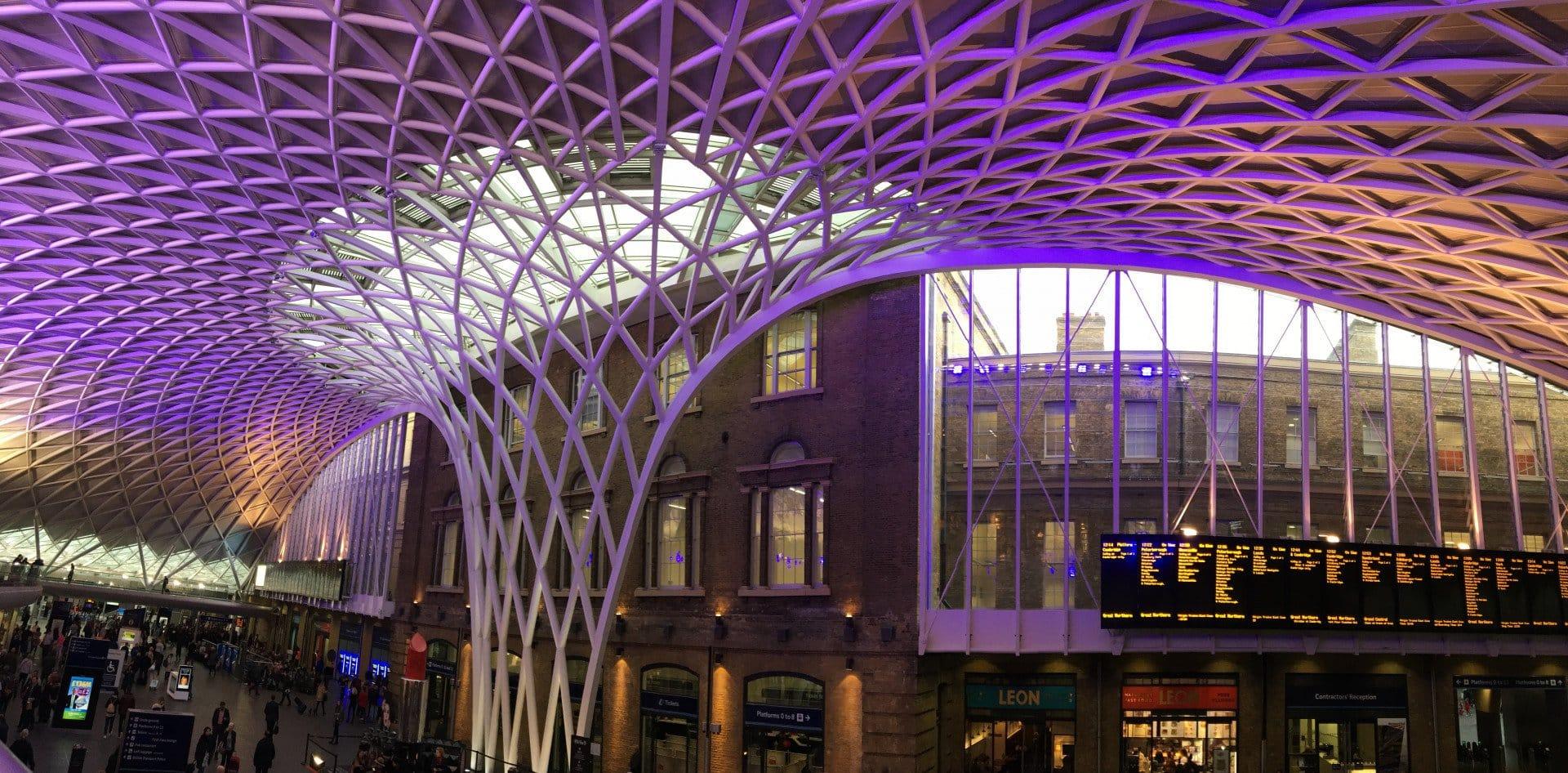 Kings Cross Walking Tour | Look Up London