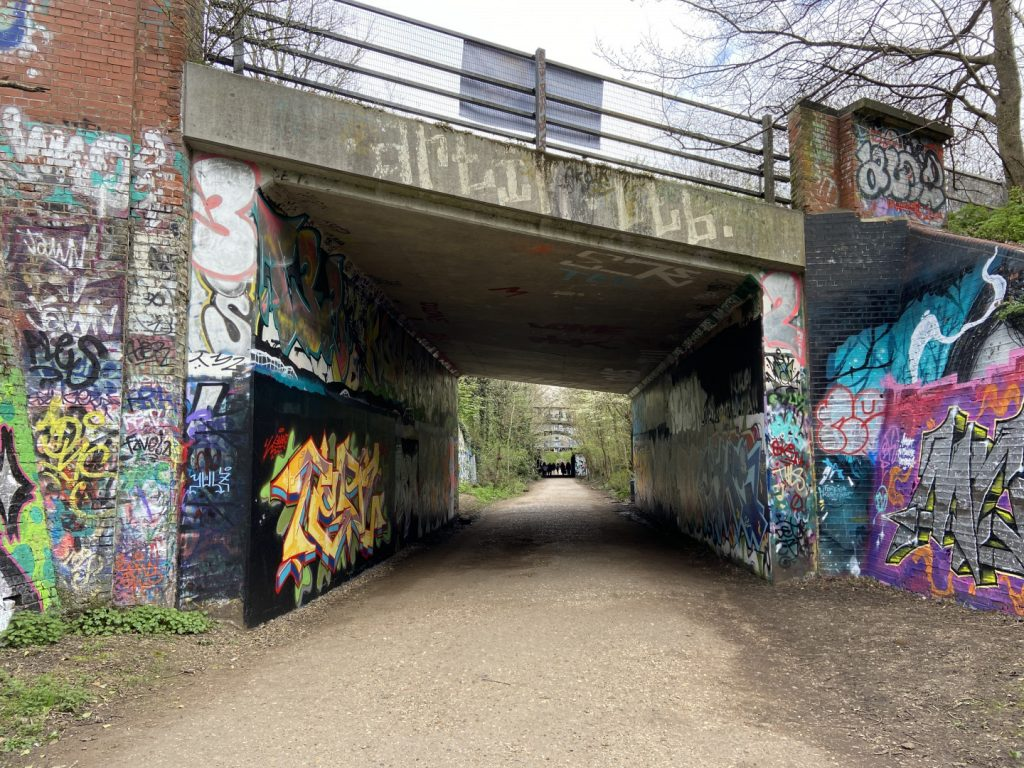 Parkland Walk | Look Up London