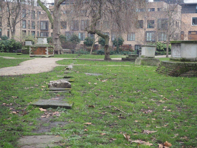 St George's Gardens, Bloomsbury | Look Up London