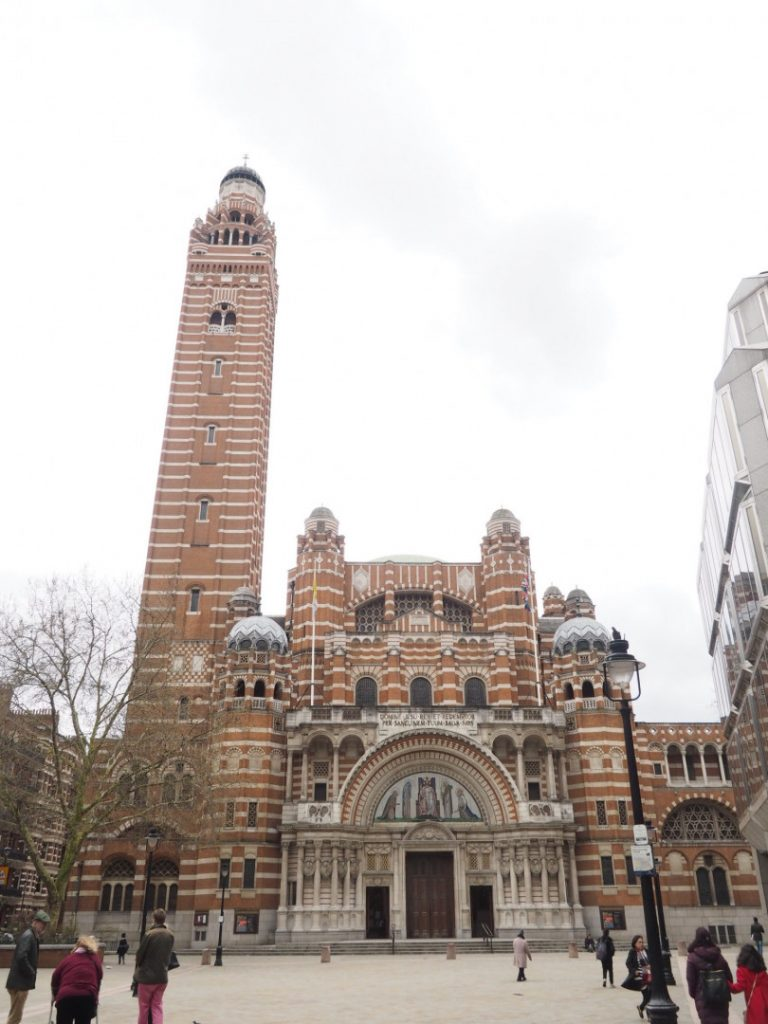 London's Best Mosaics | Look Up London - Westminster Cathedral