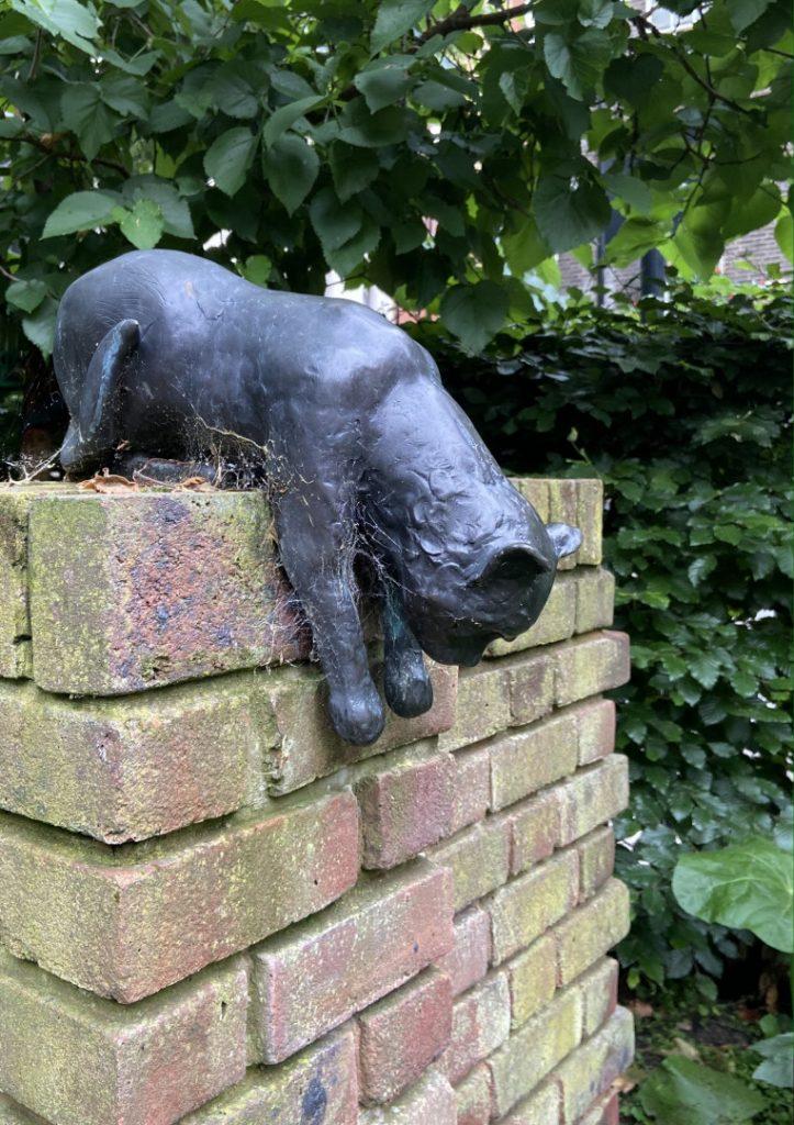 Historic London Cats