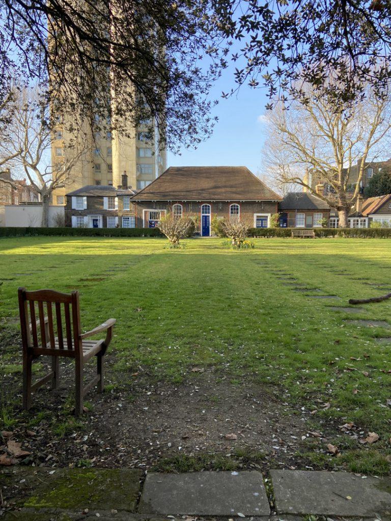 Moravian Burial Ground | Look Up London