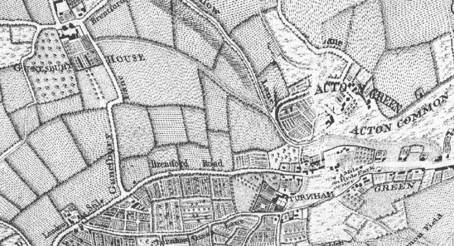 Gunnersbury Park History | Look Up London