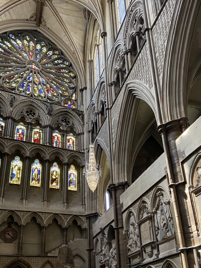 Behind the Scenes at Westminster Abby   Look Up London