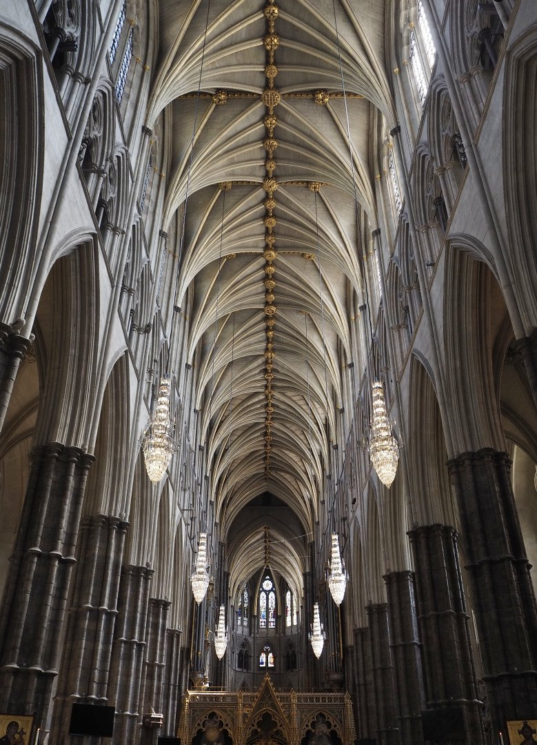 Behind the Scenes at Westminster Abbey   Look Up London