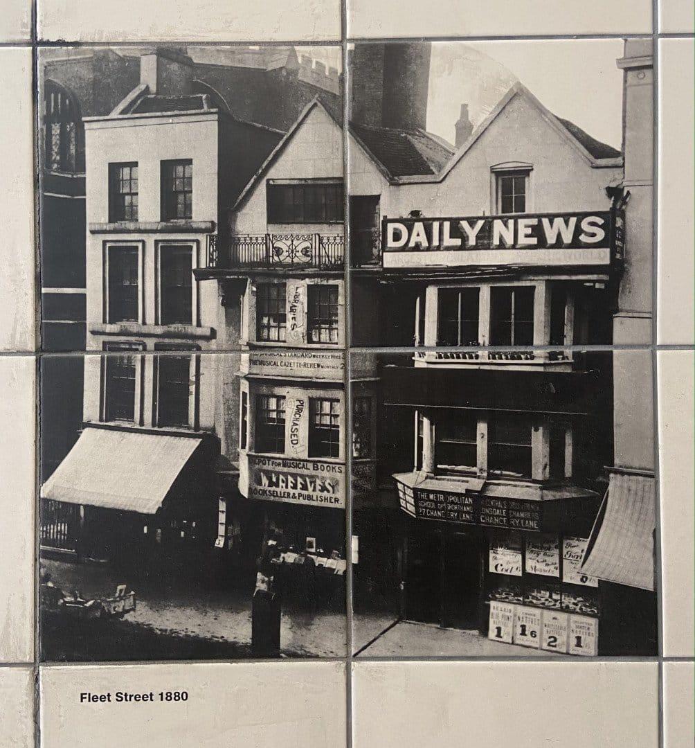 Historic Gems in Fleet Street Quarter | Look Up London