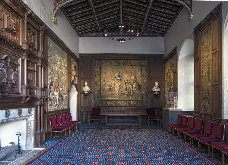 The Jerusalem Chamber (c) Westminster Abbey London