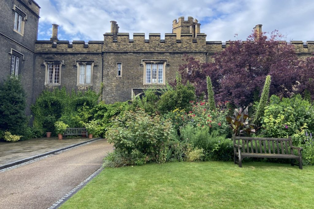 Charterhouse Gardens | Look Up London