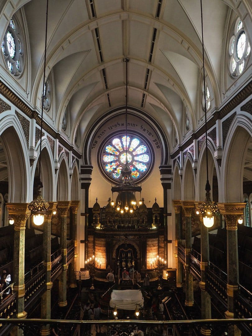 Open House Highlights 2021   New West End Synagogue