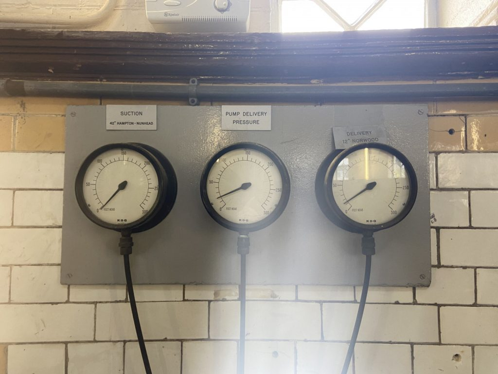Streatham Pumping Station | Look Up London