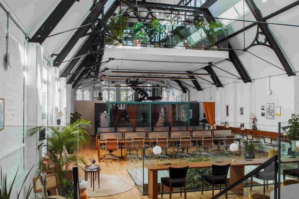 Unusual Church Renovations   Missionworks Look Up London